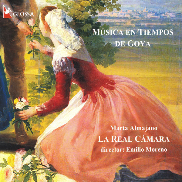 Marta Almajano - Mùsica en tiempos de Goya