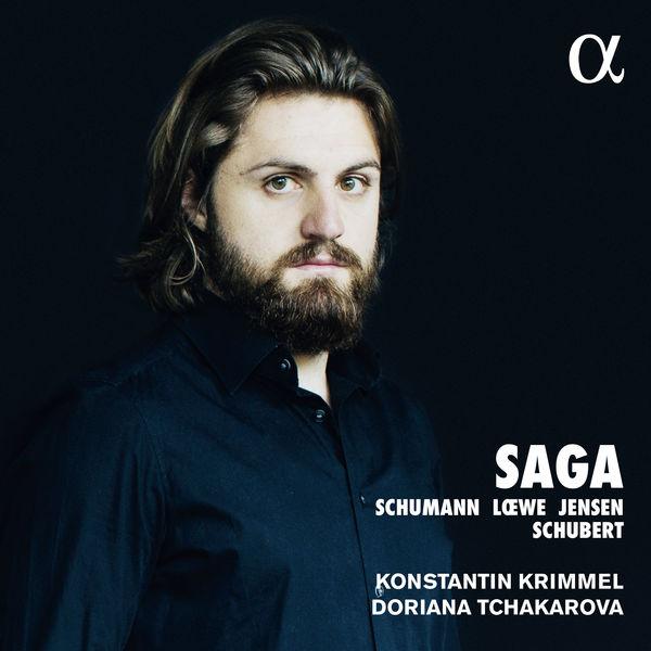 Konstantin Krimmel - Saga