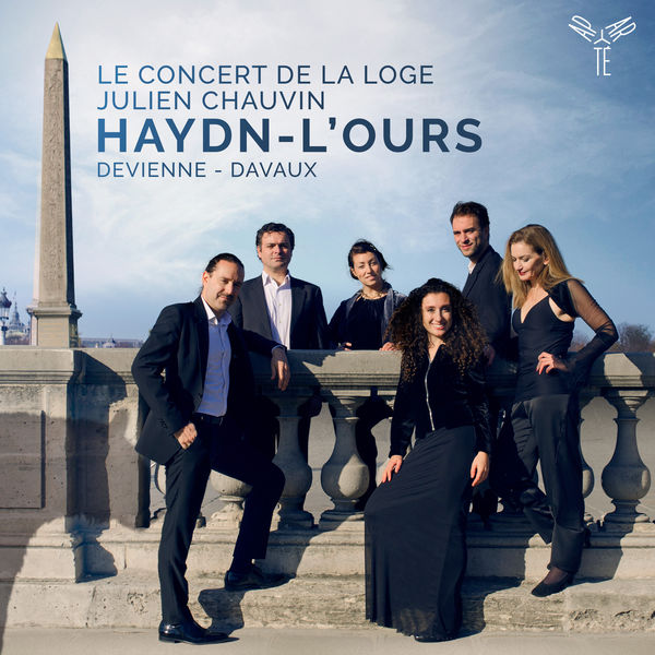 """Julien Chauvin - Haydn : Symphony No. 82 """"L'Ours"""""""