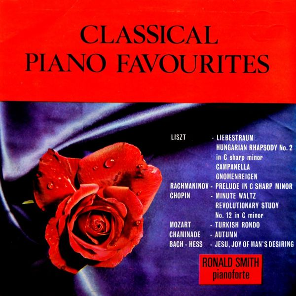 Ronald Smith - Classical Piano Favourites