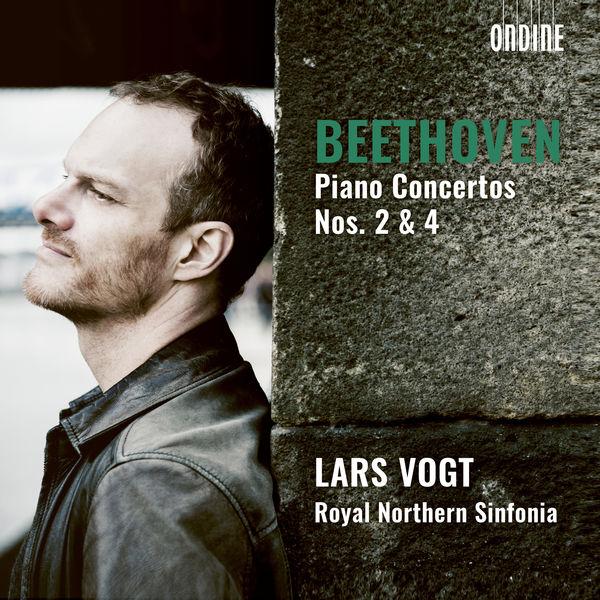 Lars Vogt - Beethoven : Piano Concertos Nos. 2 & 4