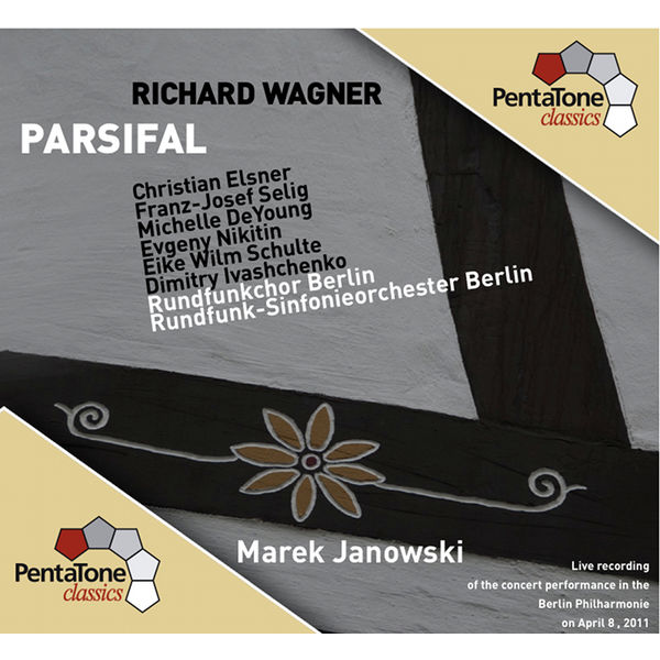 Evgeny Nikitin - Wagner: Parsifal