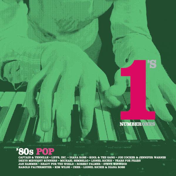 Various Artists - '80s Pop #1's