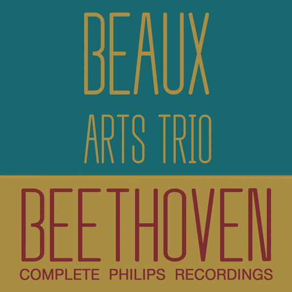 Beaux Arts Trio - Beethoven : Complete Philips Recordings