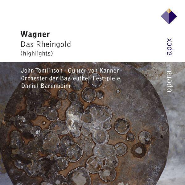 Daniel Barenboim - Wagner : Das Rheingold [Highlights]  -  Apex