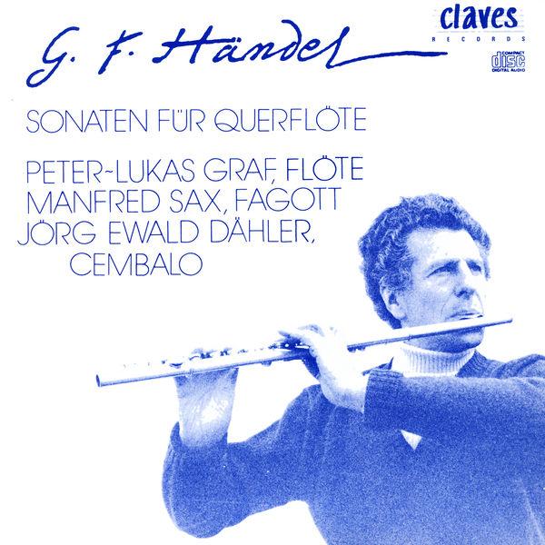 Peter-Lukas Graf - Sonates pour flûte traversière
