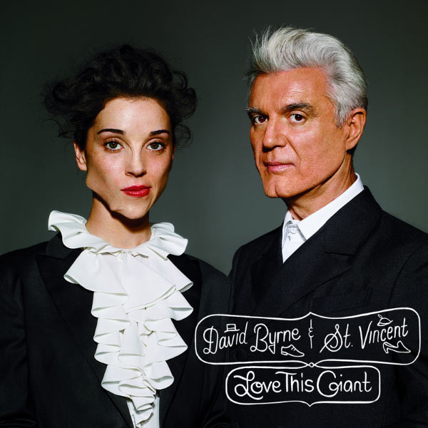 David Byrne - Love This Giant