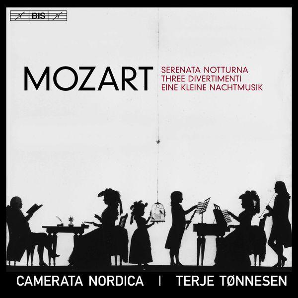 Camerata Nordica - Mozart: Serenata notturna, 3 Divertimenti & Eine kleine Nachtmusik