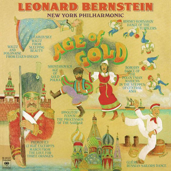 Leonard Bernstein - Leonard Bernstein - Age of Gold ((Remastered))