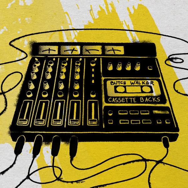 Butch Walker - Cassette Backs