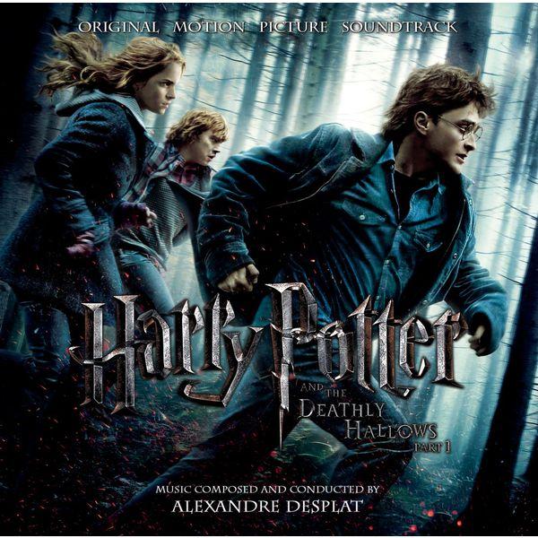 Alexandre Desplat - Harry Potter And The Deathly Hallows, Part 1 / Original Motion Picture Soundtrack