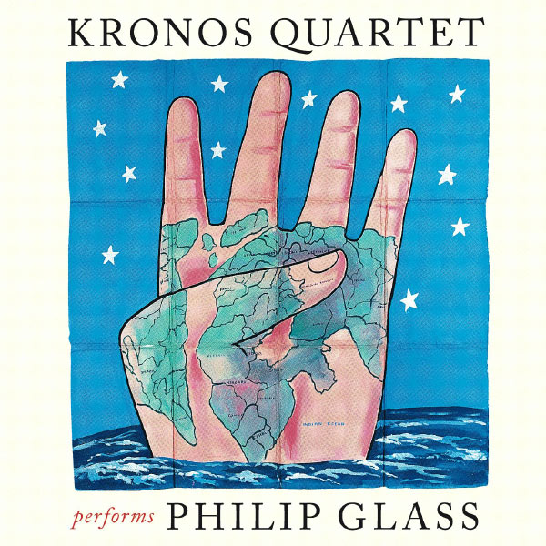 Kronos Quartet - Kronos Quartet Performs Philip Glass