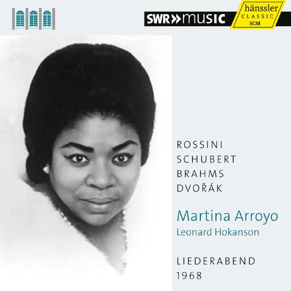 Martina Arroyo Liederabend 1968