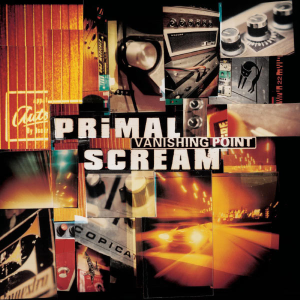 Primal Scream - Vanishing Point (Expanded Edition)