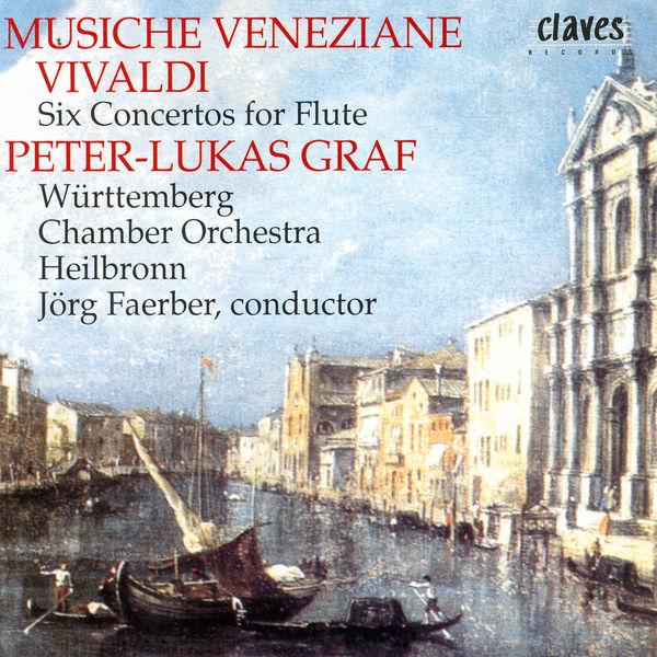 Peter-Lukas Graf - Six Concertos pour flûte