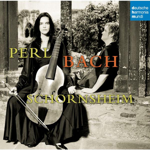 Hille Perl - Sonatas For Viola Da Gamba & Harpsicord