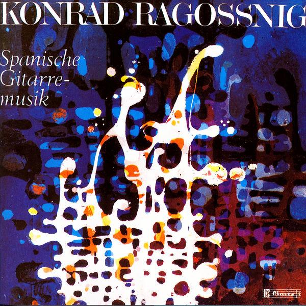 Konrad Ragossnig Spanish Music for Guitar