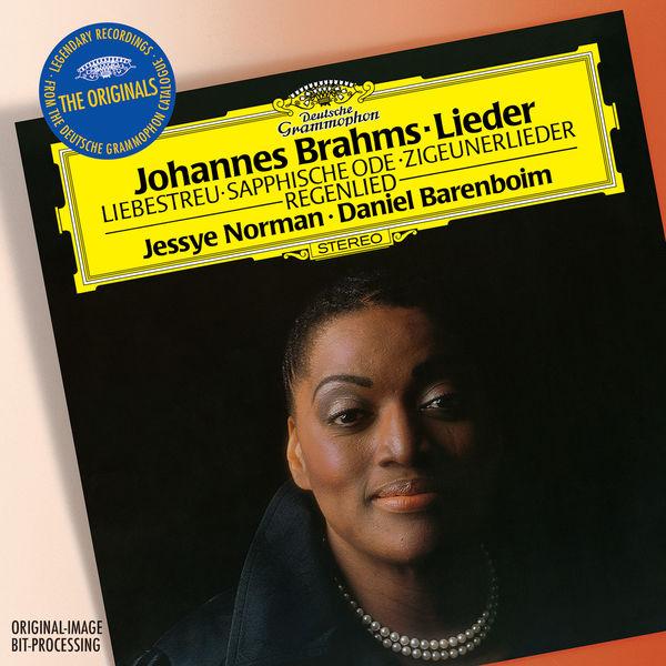 Jessye Norman - Brahms : Lieder