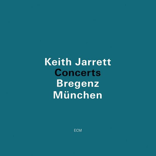 Keith Jarrett - Concerts (Bregenz, München)