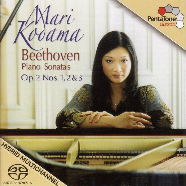 Mari Kodama - Beethoven : Sonates pour piano n°1-3