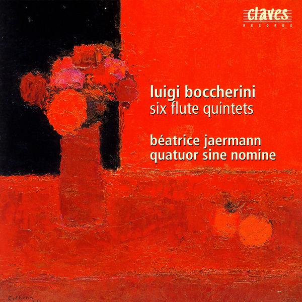 Béatrice Jaermann Six Quintettes pour flûte