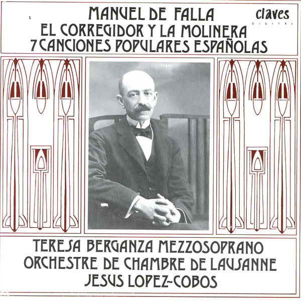 Manuel de Falla - Le Tricorne - 7 Chansons Populaires