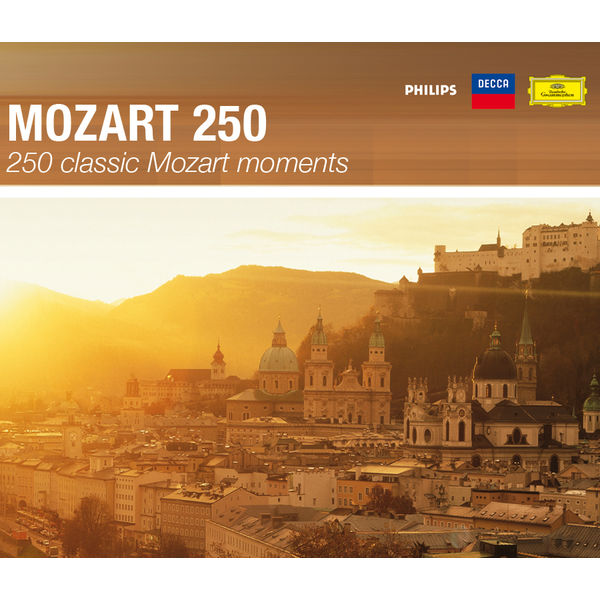 Various Artists - Mozart 250