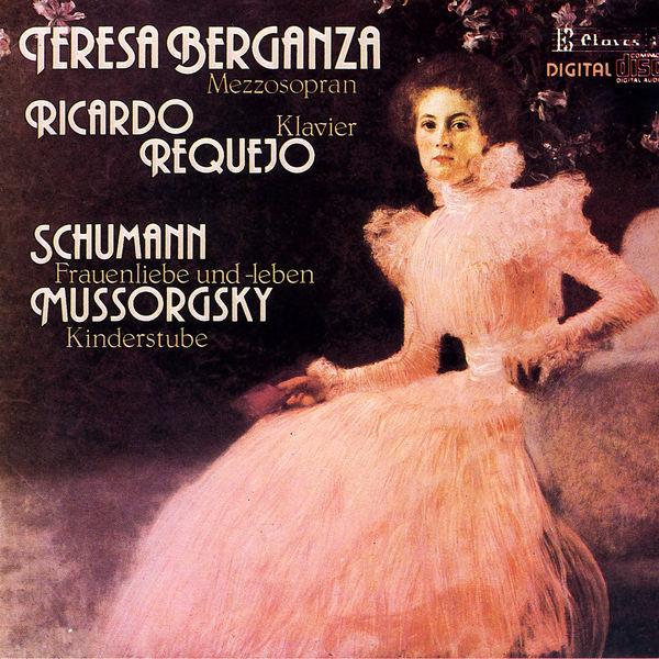 Teresa Berganza - Schumann & Mussorgsky: Songs