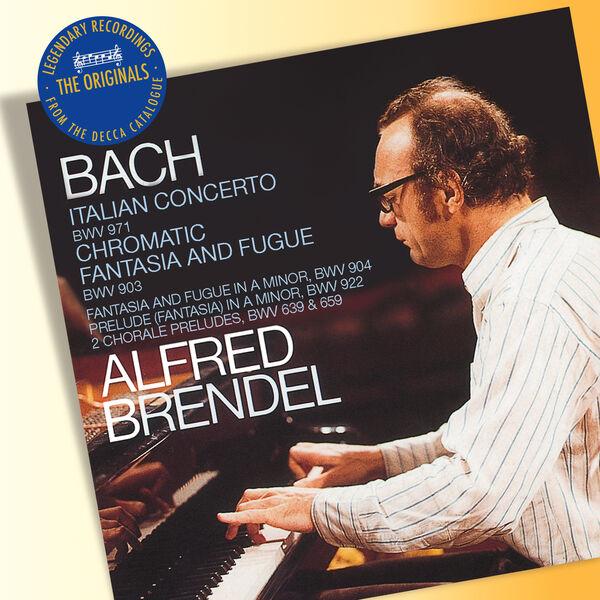 Alfred Brendel Bach, J.S.: Italian Concerto, etc.