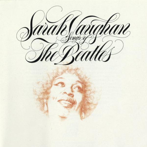 Sarah Vaughan - Songs Of The Beatles