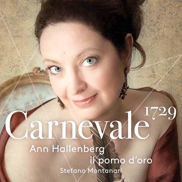 Ann Hallenberg - Carnevale 1729