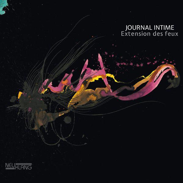 Journal Intime - Extension des feux