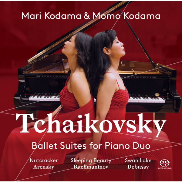 Mari Kodama - Tchaikovsky: Ballet Suites for Piano Duo