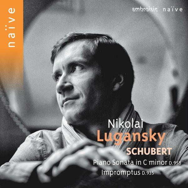 Nikolai Lugansky - Schubert : Piano Sonata D.958 & Impromptu D.935