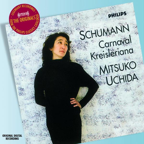 Mitsuko Uchida - Schumann: Carnival / Kreisleriana