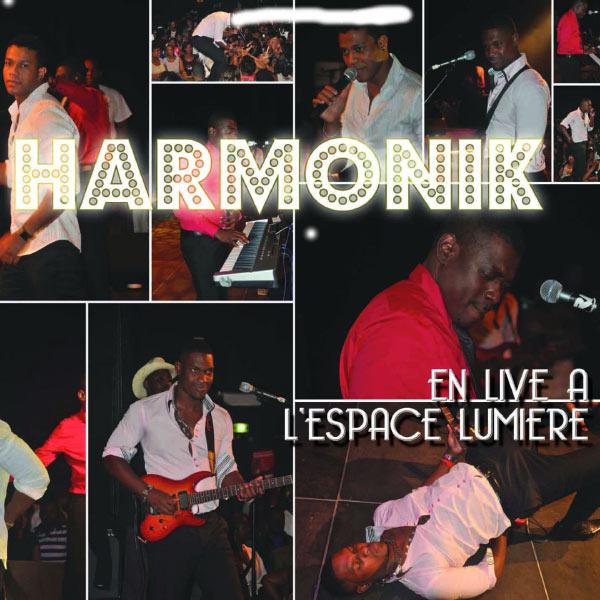 Harmonik - Harmonik Live à l'Espace Lumière (Live)