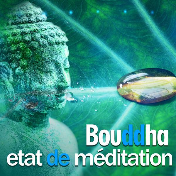 Buddhist méditation académie - Bouddha etat de méditation - Musique de détente et relaxation, Vagues de la mer, Tranquillité, Exercices de respiration, Antistress musique