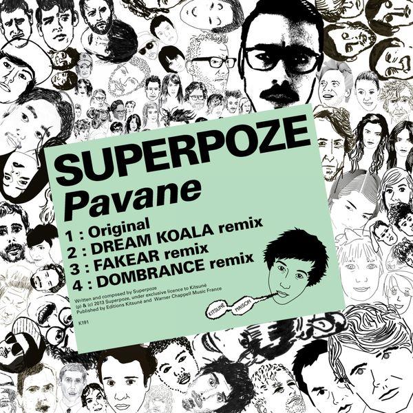 Superpoze - Kitsuné: Pavane