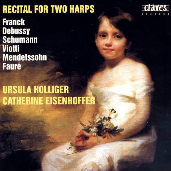 Ursula Holliger - Recital For Two Harps