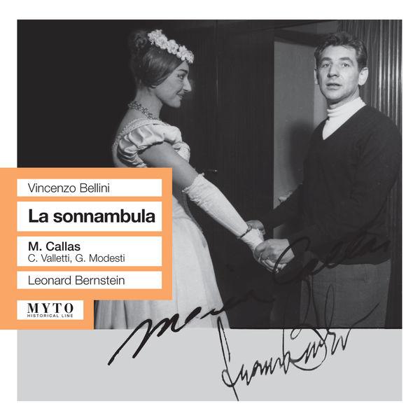 Leonard Bernstein - La Sonnambula (Intégrale)