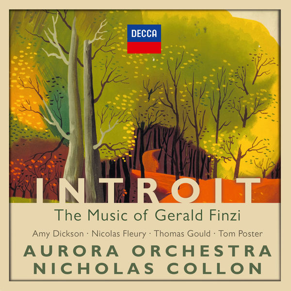 Aurora Orchestra - Introit: The Music of Gerald Finzi