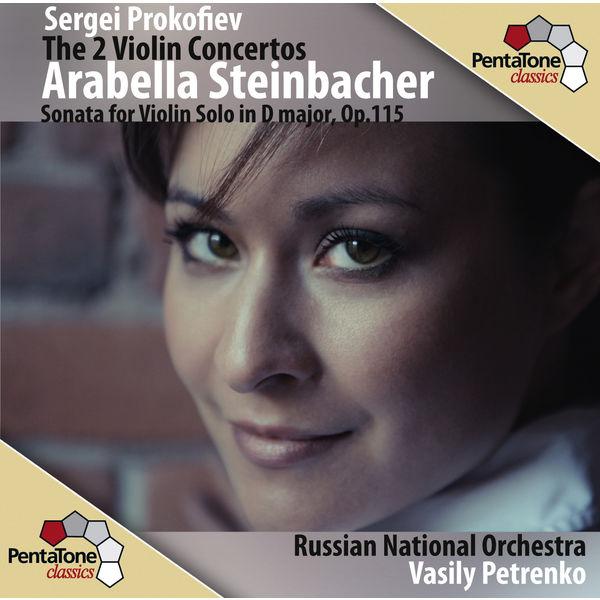 Arabella - Prokofiev : Violin Concertos - Violin Sonata, Op.115
