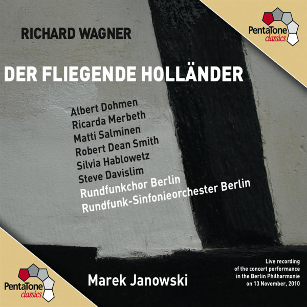 Marek Janowski - Wagner : Der fliegende Hollander (Le Vaisseau fantôme)