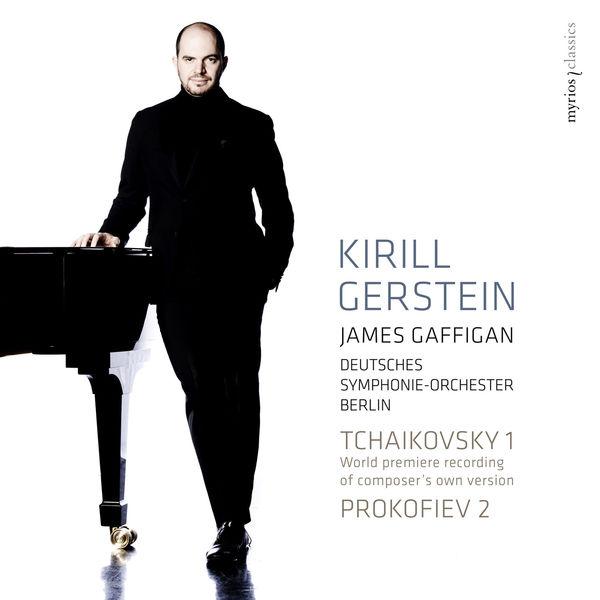 Kirill Gerstein - Tchaikovsky & Prokofiev: Piano Concertos