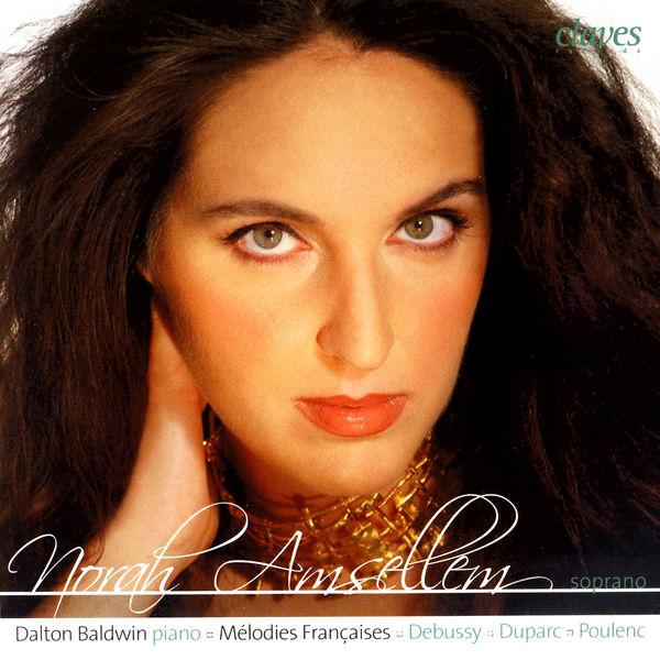 Norah Amsellem - Mélodies françaises
