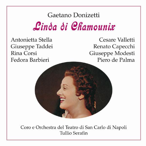 Antonietta Stella - Paperback Opera - Linda di Chamounix - Gaetano Donizetti