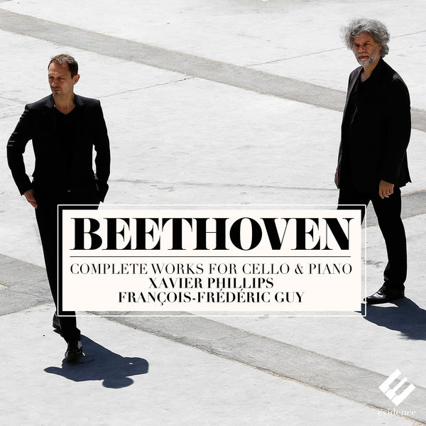 François-Frédéric Guy - Beethoven: Complete Works for Cello & Piano