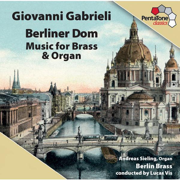 Andreas Sieling - Musique pour cuivres et orgue