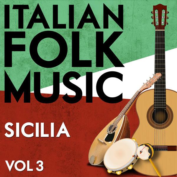 Luciano Maglia - Italian Folk Music Sicilia Vol. 3