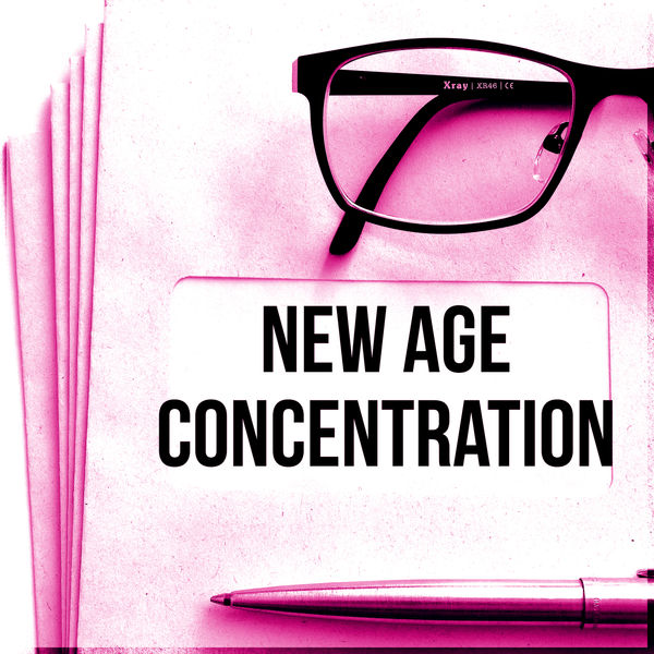 Album New Age Concentration – Background Calm Music, Music